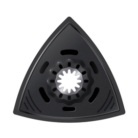 """Imperial Blades IBSLTSP-1 - Starlock™ 3-1/8"""" Oscillating Triangle Sanding Pad, 1PC"""