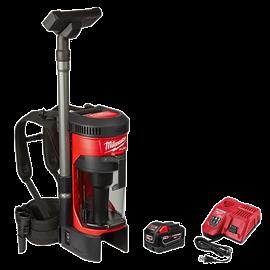 Milwaukee 0885-21HD - M18 FUEL 3-in-1 Backpack Vacuum Kit