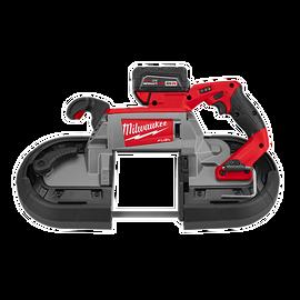 Milwaukee 2729S-22 - M18 FUEL™ Deep Cut Dual-Trigger Band Saw Kit