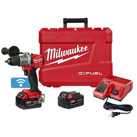 "Milwaukee 2805-22 - M18 FUEL™ 1/2"" Drill/Driver w/ ONE-KEY™ Kit"
