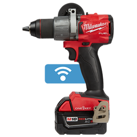 "Milwaukee 2806-22 - M18 FUEL™ 1/2"" Hammer Drill w/ ONE-KEY™ Kit"