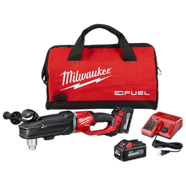 """Milwaukee 2809-22 - M18 FUEL™ SUPER HAWG™ 1/2"""" Right Angle Drill Kit"""