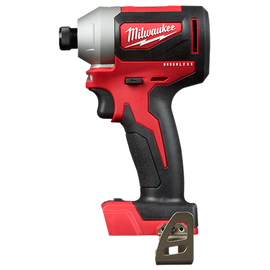"Milwaukee 2851-20 - M18 Brushless 1/4"" Hex 3 Speed Impact Driver Bare Tool"