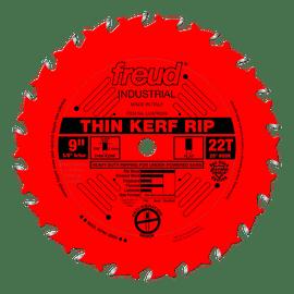 """Freud 9"""" Thin Kerf Rip Blade LU87R009"""