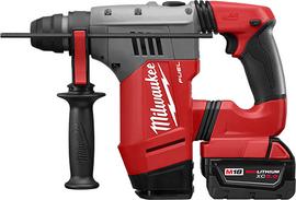"""Milwaukee 2715-22 - M18 FUEL™ 1-1/8"""" SDS Plus Rotary Hammer Kit"""