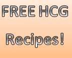 Get tons of FREE HCG recipes here for Phase 2 and Phase 3 of the HCG Diet.