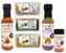 Simple Girl Organic Sugar-Free BBQ Sauce, Dressing, & Seasoning Top Sellers Set