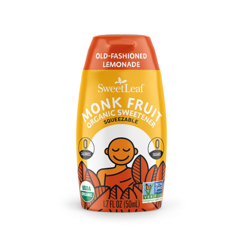 Old-Fashioned Lemonade Monk Fruit Organic Sweetener