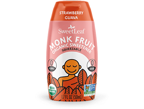 Strawberry Guava Monk Fruit Organic Sweetener