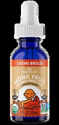 Creme Brulee Monk Fruit Organic Sweetener
