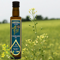Special Purchase: Camelina Sativa cold-pressed extra Virgin culinary oil, rich in Omega-3 and Vitamin E. Supplied in  a 500ml glass bottle. Do not miss this limited time offer. You will love the taste and value the nutritional goodness contained in each drop of this golden nectar!