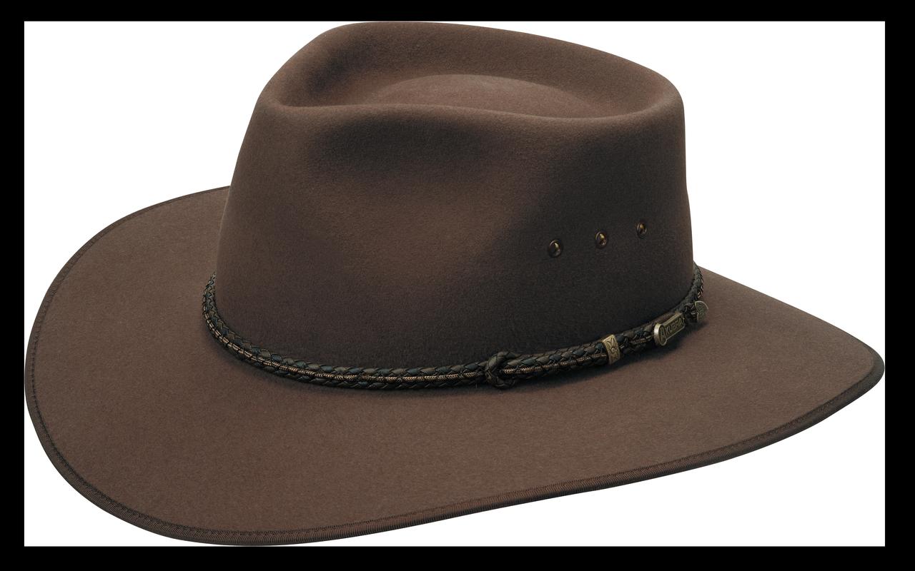 4bf52453 Cattleman Akubra Hat