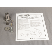 "Tapered Bushing Kit - For Engines with 3/4"" Shafts"