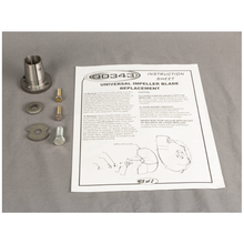"Tapered Bushing Kit - For Large Blower Housing Engines with 1"" Shafts"