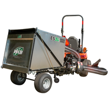 ES36 Estate Series Trailer Vac with Briggs & Stratton 6.5hp Vanguard Gas Engine