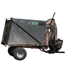 ES36P Estate Series Pasture Vac with Briggs & Stratton 6.5hp Vanguard Gas Engine