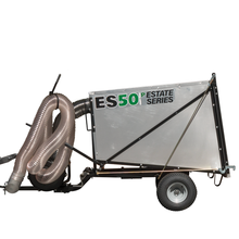 ES50P Estate Series Pasture Vac with Briggs & Stratton 10hp Vanguard Electric Start Gas Engine