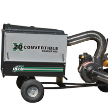 X20 Cubic Foot Trailer Vac