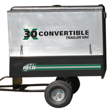 X30 Convertible Trailer Vac with Briggs & Stratton 6.5hp Vanguard Gas Engine