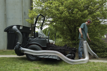 Extend the reach of your Lawn Vac!