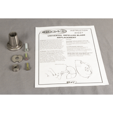 "Tapered Bushing Kit - For Engines with 7/8"" Shafts"