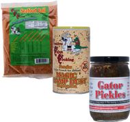 Cajun Cream Cheese Dip Kit