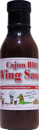 Great smokey Cajun BBQ Wing sauce That will go great on wings, steak, ribs, and brisket