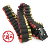 Kley-Zion 60rd Shotgun Bandoleer w/GRIPPER Webbing