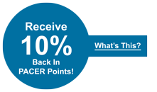 Receive 10% Back In Pedors Ambassador Club Earned Rewards Points!