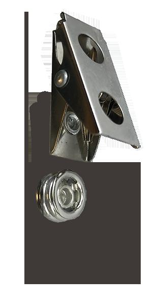 #499-C - Metal Clip Attachment