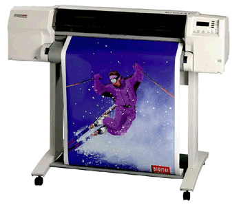 "Wide-Format Printing Paper, Copy using Roll 36"" Paper Printer Large-Format Designjet HP 2800cp"