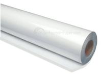42 inch Mylar Roll, Clear, Transparent, Universal size Mylar for HP, Canon, Epson Printing long lasting archive prints