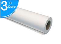 "Poster Paper, 40""x 300' 3"" Core Roll - 36lbs Printing Thick"