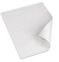 """4 mil Double Matte Film, 22"""" X 34""""  1 Pack (25 Sheets)"""