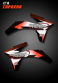 Mini Inferno Shrouds KTM