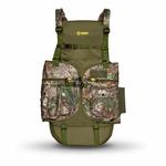 Hunter's Specialties 1857 Turkey Vest Jacket - Xtra Green