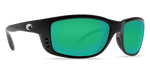 Costa Zane 580P Black/Green Mirror