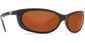 Costa Fathom 580P Black Copper