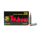 Tula Ammo 223 55 gr Full Metal Jacket 1000 rds