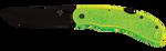 "Ka-Bar Zombie® ""Kharon"" Tanto Folder - 5698"