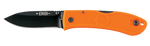 Ka-Bar Dozier Folding Hunter, Blaze Orange - 4062BO