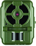 Primos 10MP Proof Cam 01 HD Trail Camera with Low-Glow LEDs, OD Green - 63054