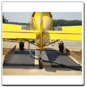 Ground and Top Mats for Safeguard Ag Aviation Containment Berm Kit