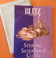 Blitz Polishing Cloth