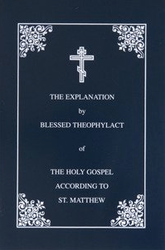 Explanation of the Gospel of Matthew