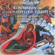 CD Kontakion on the Nativity