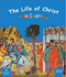 The Life of Christ in Icons (board book) by Marina Paliaki