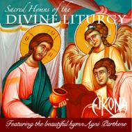 CD - Sacred Hymns of the Divine Liturgy (Eikona)