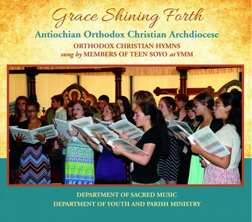 CD Grace Shining Forth