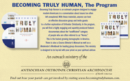 Becoming Truly Human: The Program (AVAILABLE NOW - PHONE ORDERS ONLY)